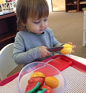 Preschool Practical Life